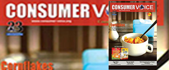 Publish English Bi-Monthly Consumer VOICE Magazine