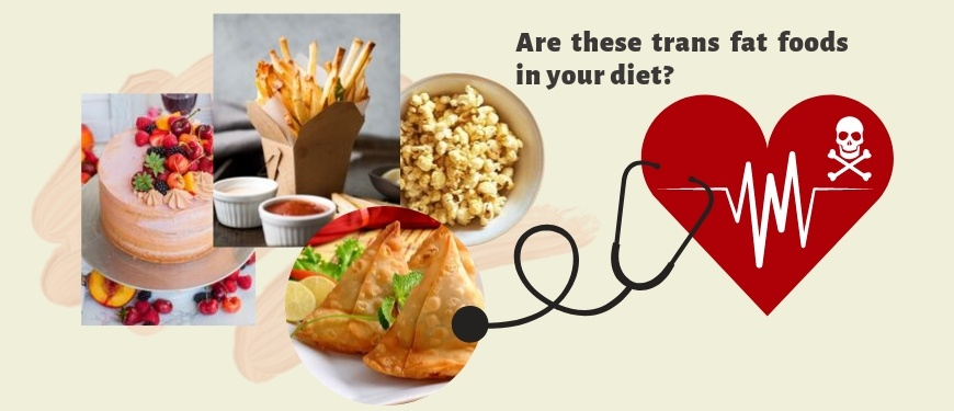 Want to keep your heart safe? It's time to avoid these 5 foods rich in trans fat