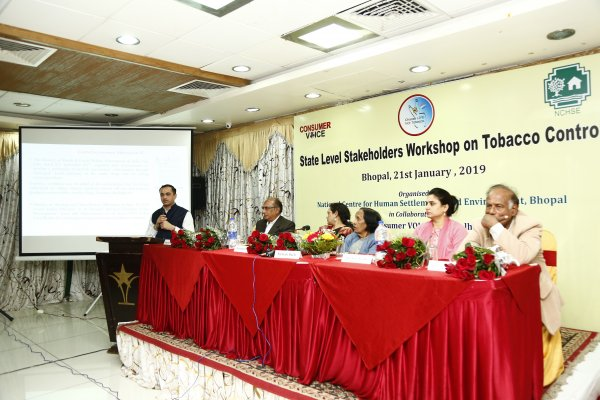 State Level Workshop for Sensitization Of Stakeholders to Support Tobacco Vendor Licensing Bhopal, Madhya Pradesh
