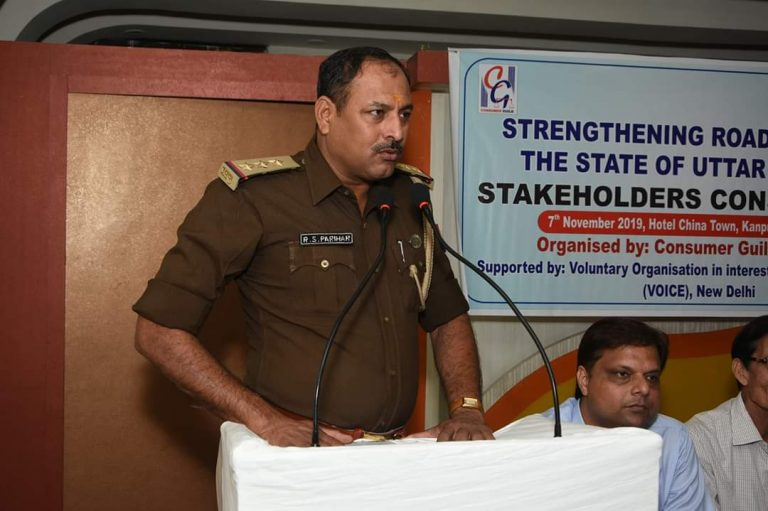 Stakeholder consultation on Road Safety for New Motor Vehicles Act in Uttar Pradesh
