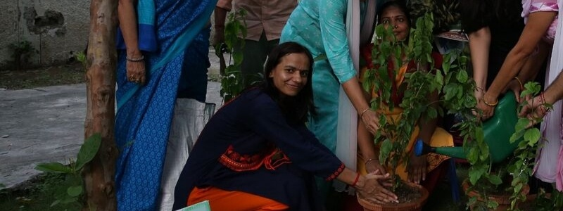 Workshop on Green Action Week in Soami Nagar, New Delhi