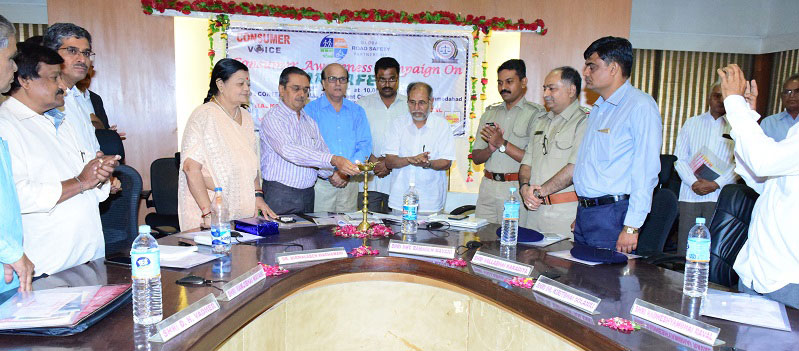 Car Safety Workshop – Ahemdabad – 13 July 2017