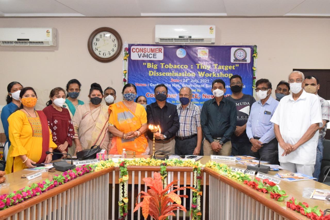 Big Tobacco-Tiny Targets Study-Rajkot Workshop