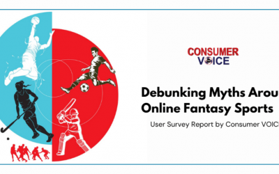 Debunking Myths Around Online Fantasy Sports – User Survey Report by Consumer VOICE